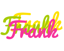 Frank sweets logo