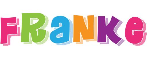 Franke friday logo