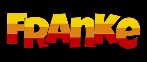 Franke jungle logo