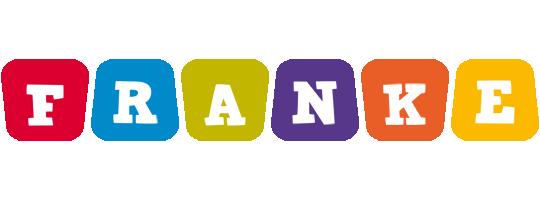 Franke kiddo logo