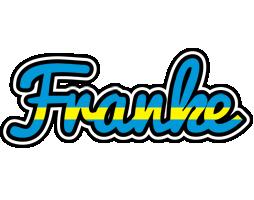 Franke sweden logo