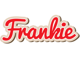 Frankie chocolate logo