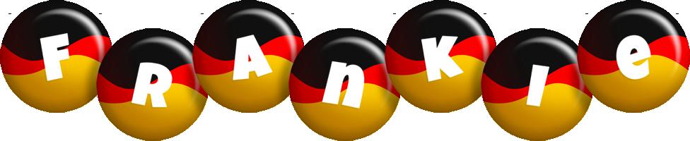Frankie german logo
