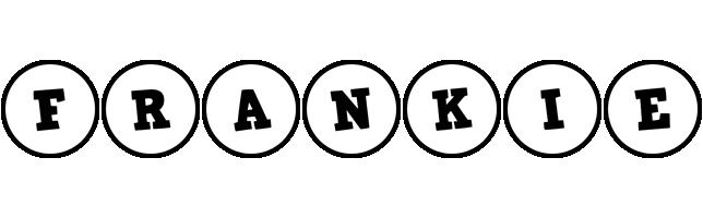Frankie handy logo