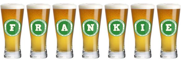 Frankie lager logo