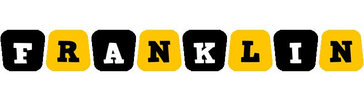 Franklin boots logo