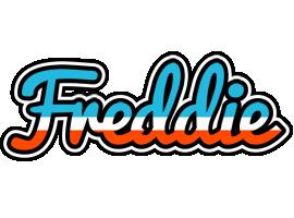 Freddie america logo