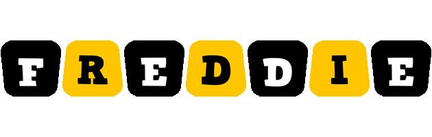Freddie boots logo