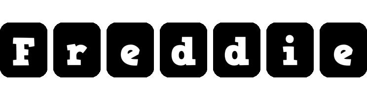 Freddie box logo