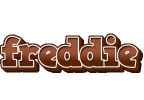 Freddie brownie logo