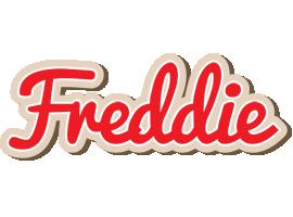 Freddie chocolate logo
