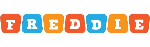 Freddie comics logo