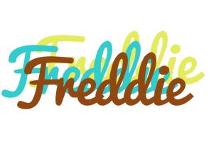 Freddie cupcake logo