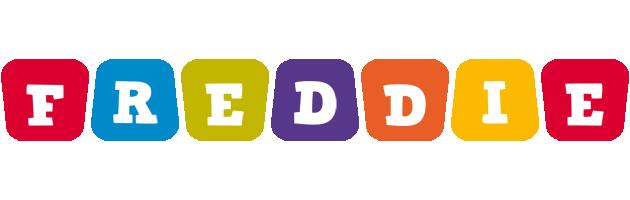 Freddie daycare logo