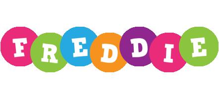 Freddie friends logo