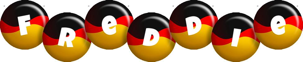 Freddie german logo