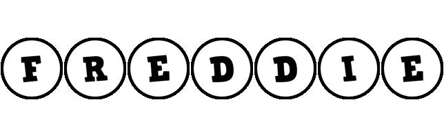 Freddie handy logo