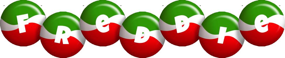 Freddie italy logo