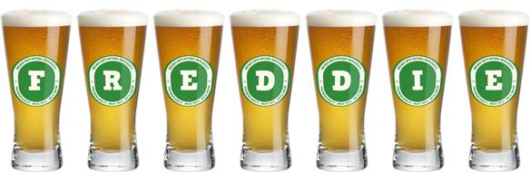 Freddie lager logo