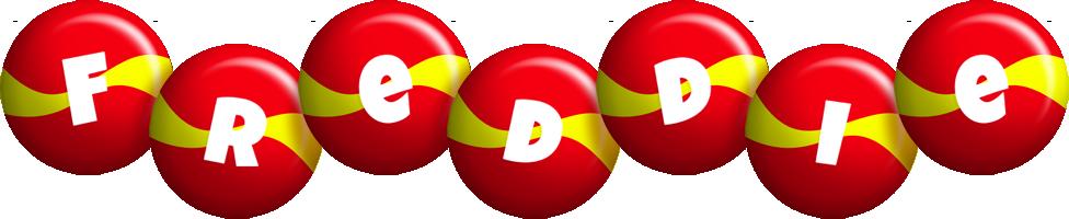 Freddie spain logo