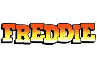 Freddie sunset logo