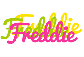 Freddie sweets logo