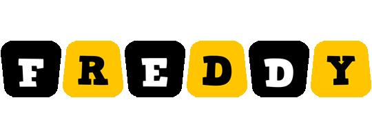 Freddy boots logo