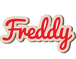 Freddy chocolate logo