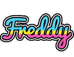 Freddy circus logo