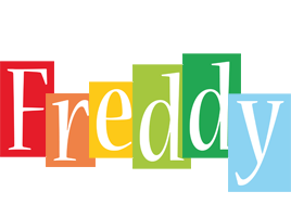 Freddy colors logo