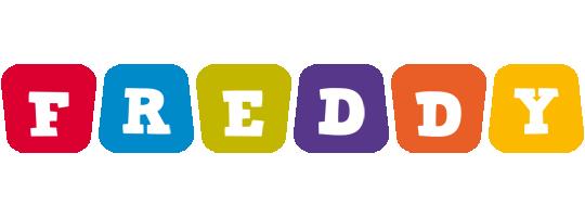 Freddy daycare logo