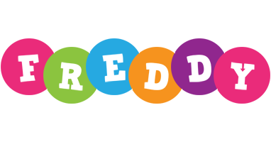 Freddy friends logo