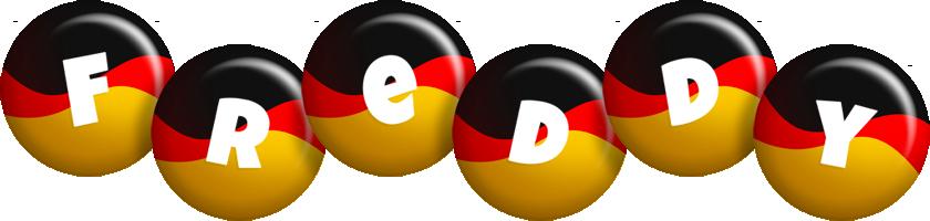 Freddy german logo