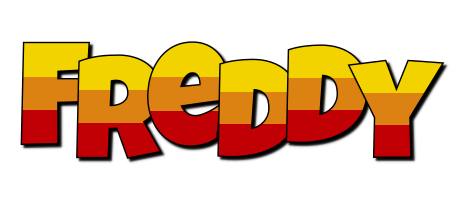 Freddy jungle logo