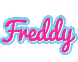 Freddy popstar logo