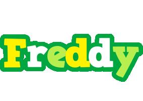 Freddy soccer logo