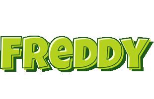 Freddy summer logo