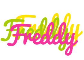 Freddy sweets logo