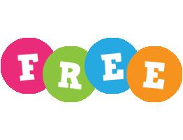 Free friends logo
