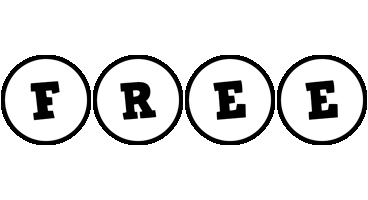 Free handy logo