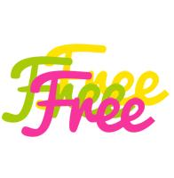 Free sweets logo