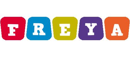 Freya daycare logo