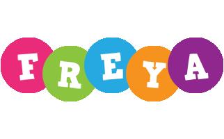 Freya friends logo