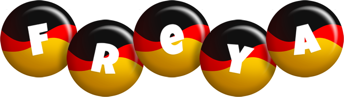 Freya german logo
