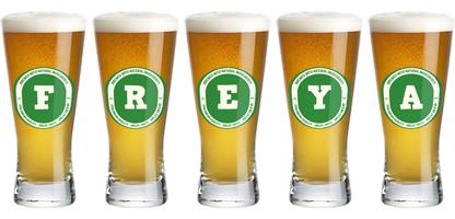 Freya lager logo