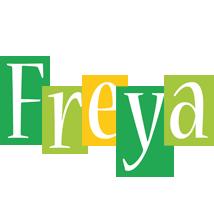 Freya lemonade logo