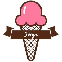 Freya premium logo