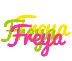 Freya sweets logo