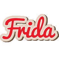 Frida chocolate logo