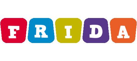 Frida daycare logo